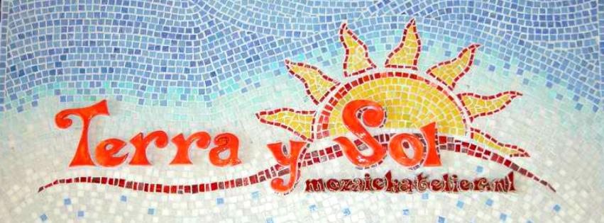 Terra y Sol zon mozaiek